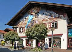 Garmisch - Altstadt (Fußgängerzone) (12)