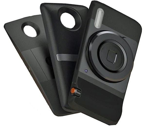 Смартфон Motorola Moto Z може виявитися модульним