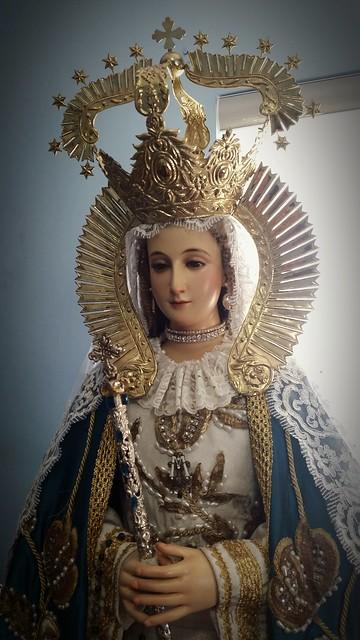 Virgen dela Alegria 2016