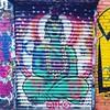 Street Buddha. #graffiti #wallatcentralsquare #buddha