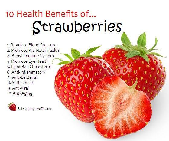 2. Strawberries