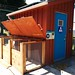 composting toilet, accessible by Liz Henry