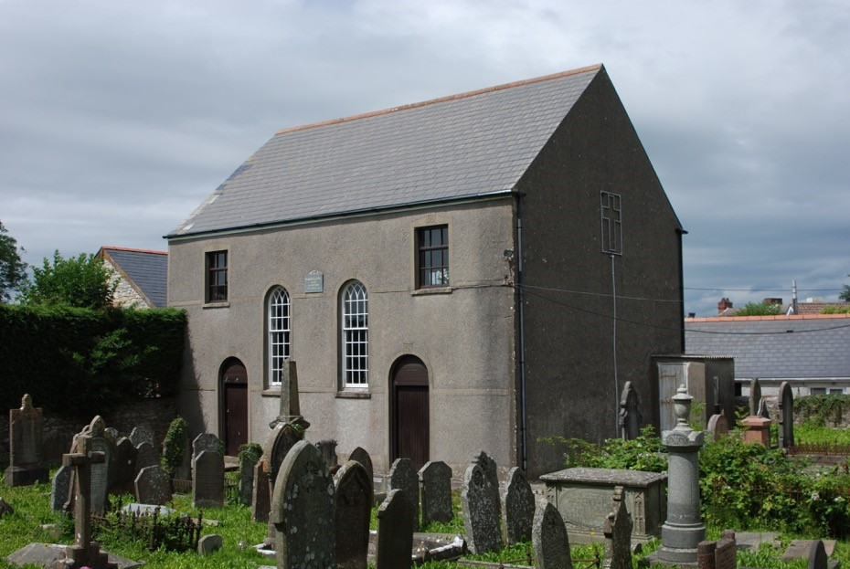 TREOES, Saron Chapel, Glamorgan