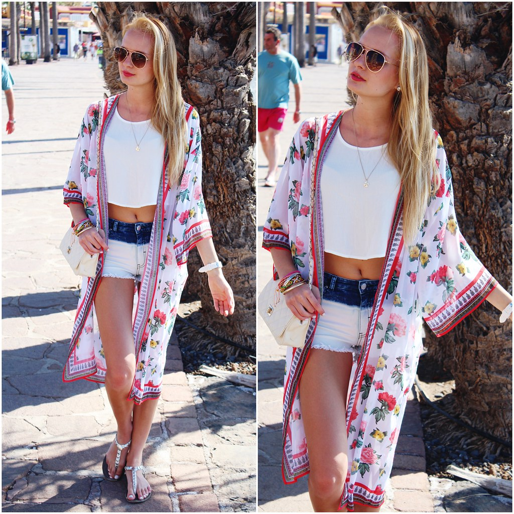 vacation resort outfit canary islands
