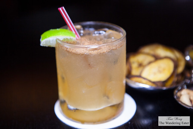 Spiced Rum Punch