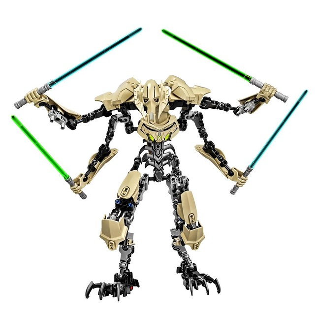 LEGO Star Wars Constraction 75112 - General Grievous