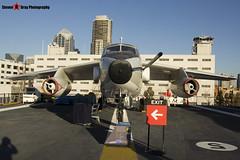 142251 NF-612 - 11577 - US Navy - Douglas EKA-3B Skywarrior - USS Midway Museum San Diego, California - 141223 - Steven Gray - IMG_6557
