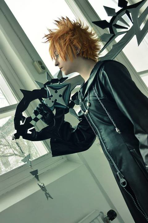 Roxas - Photo by Charlie Werner - Cosplay by Neffo