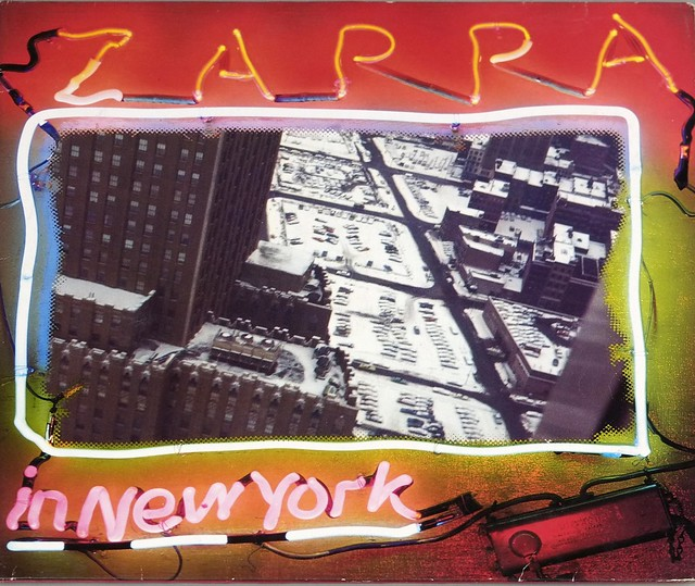 Frank Zappa Zappa In New York 2lp Foc Rock American