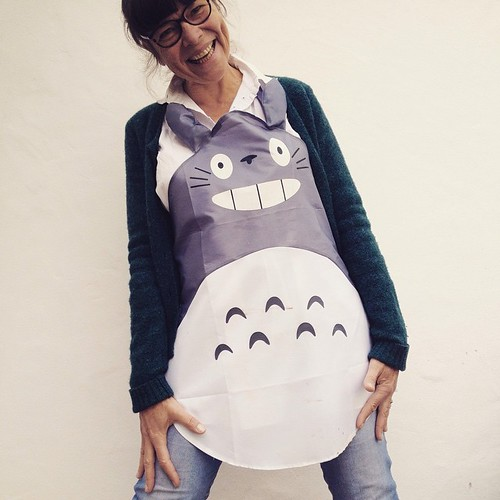 Je cuisine avec mon ami Totoro
