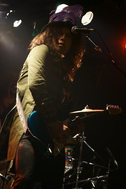 Coal Tar Moon live at Outbreak, Tokyo, 20 Apr 2015. 054
