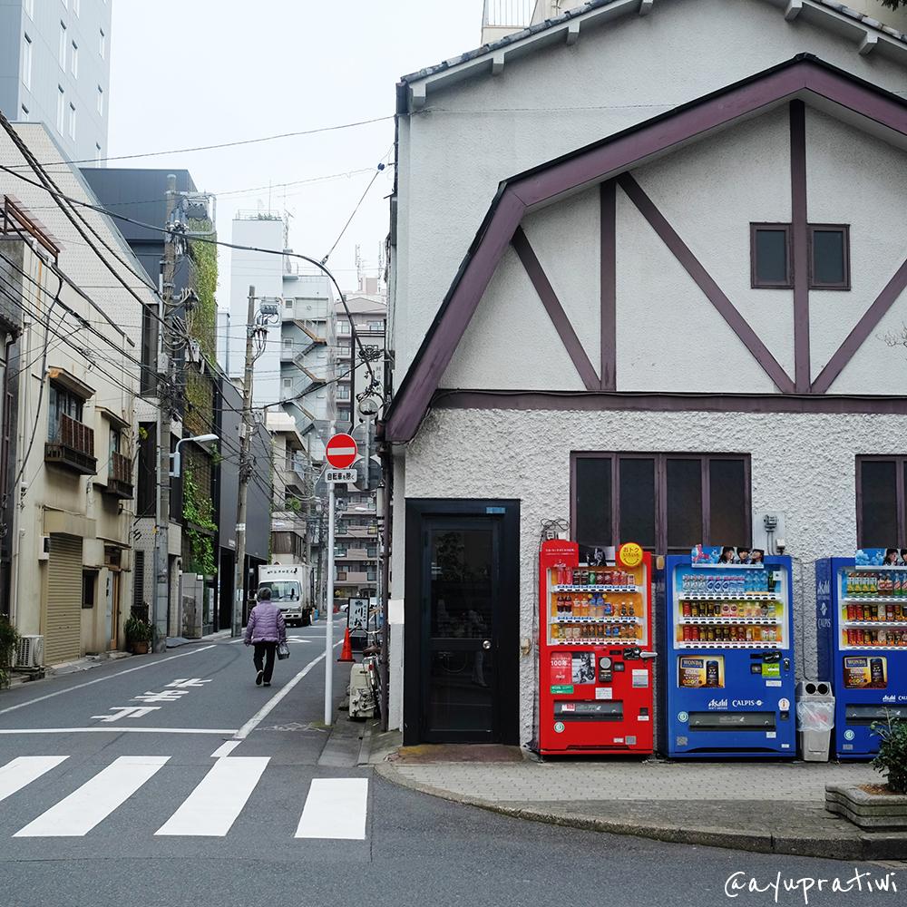 Japan Diary 2015 Day 1