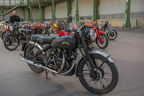 1952 Vincent 998 cm3 Série C Black Shadow - 82.800 €