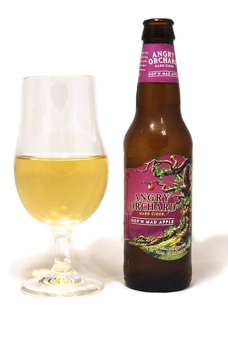 Angry Orchard Hop'n Mad Apple