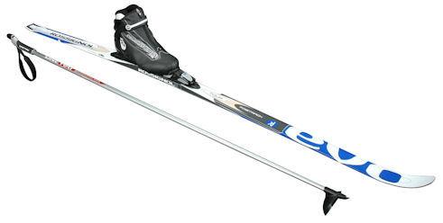 Rossignol XC skis