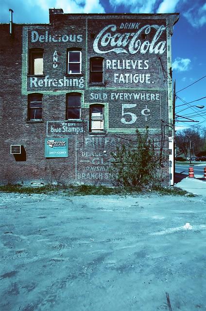 Coca-Cola building, Schenectady, N.Y.