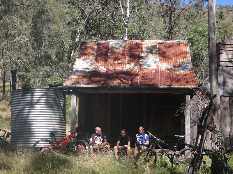 Slab Hut, Black Duck Creek