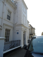 Photo of Ann Nevill blue plaque