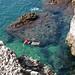 20140920_6 Me floating like cork in green ocean | Antibes, France by ratexla