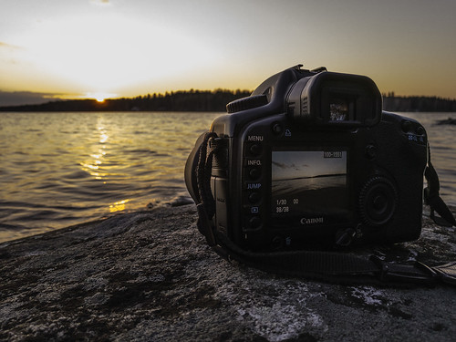 sunset suomi canon5d huaweip9