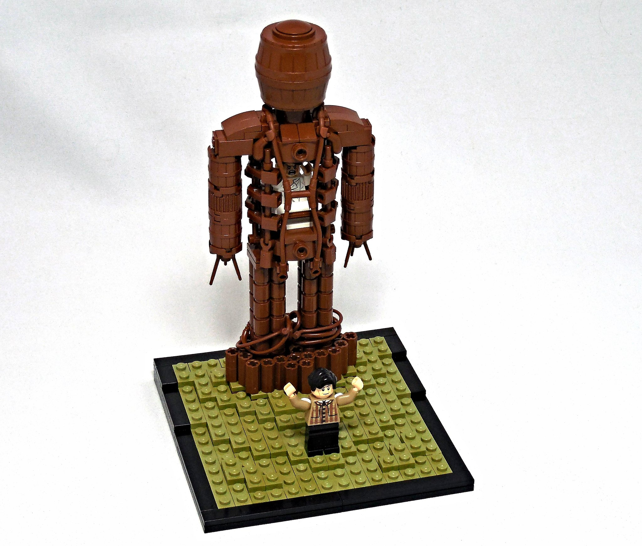 LEGO® MOC by Vitreolum: The Wicker Man