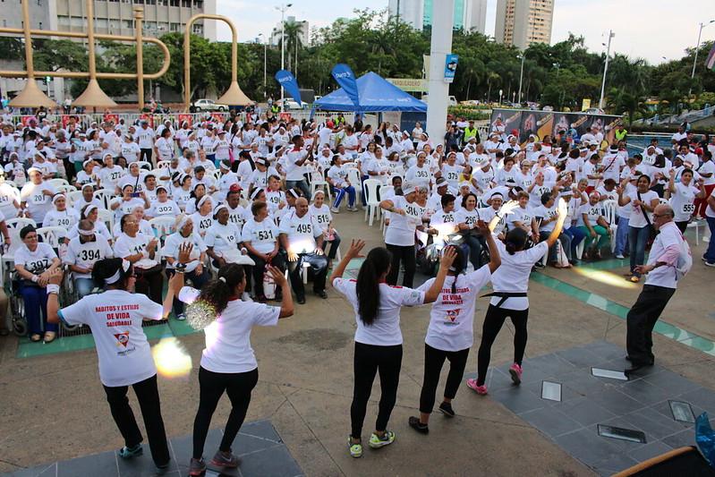 Lanzamiento programa Hábitos y Estilos de Vida Saludable