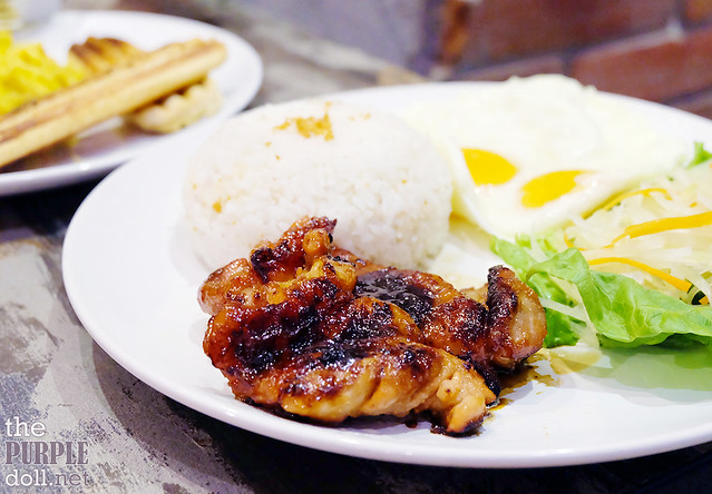 Chicken Tocino (P165)