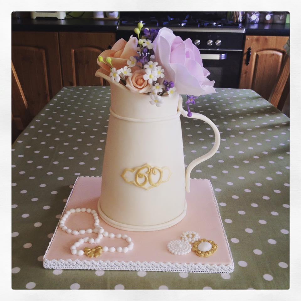 Jacqui Taylor's Lovely Cake