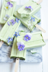 Matcha Creamsicle