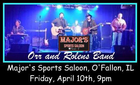 Orr & Rolens Band 4-10-15