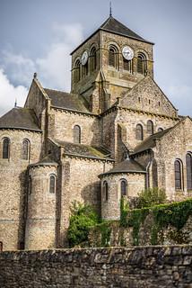 Saint Aubin du Cormier Church
