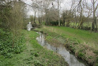 Barcombe Mills - stream