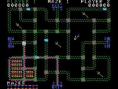 Pepper II Maze