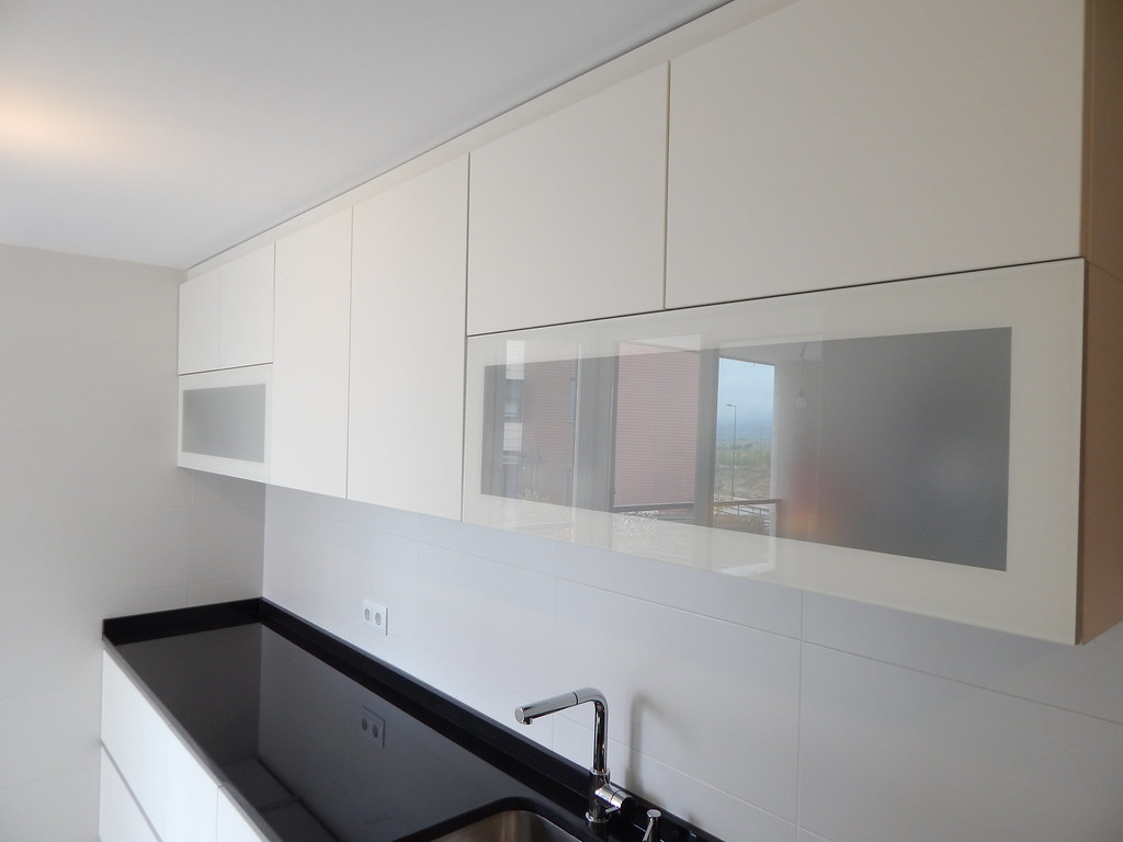 Muebles de cocina modelo lasser soft con gola for Muebles de cocina con