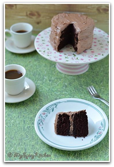 Blogging Marathon, Baking Marathon, FireUpYourOven, Chocolate Cake, Baking, Cakes,