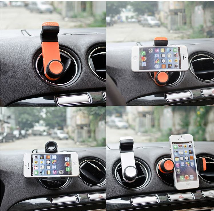 Magnetic cell phone car holder cd slot mount 12