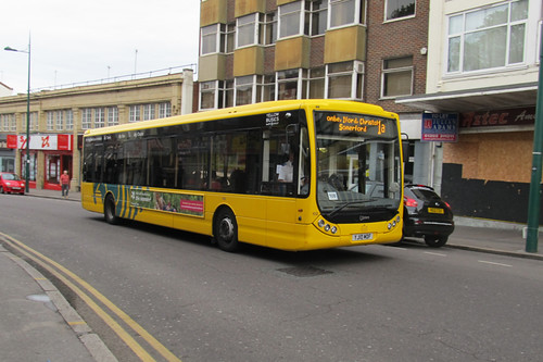 102 Yellow Buses
