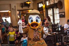 Daisy Leading the Parade