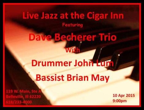 Cigar Inn 4-10-15