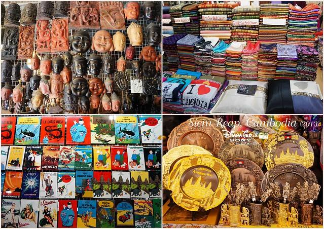 Siem Reap Old Market 02