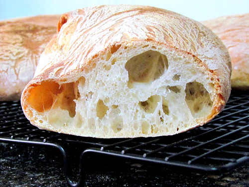 Poolish Ciabatta