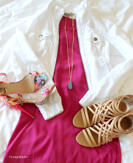Hi Sugarplum | Packing for a Stylish Weekend