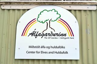 Álfagarðurinn