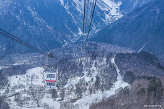 mountain, winter, piste, snow, mountain range, cable car, mountainous landforms,