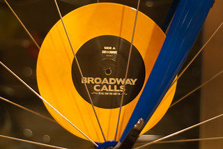 22626 Bike to Record Stores - Broadway Calls