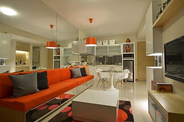 Kiara East Living Room