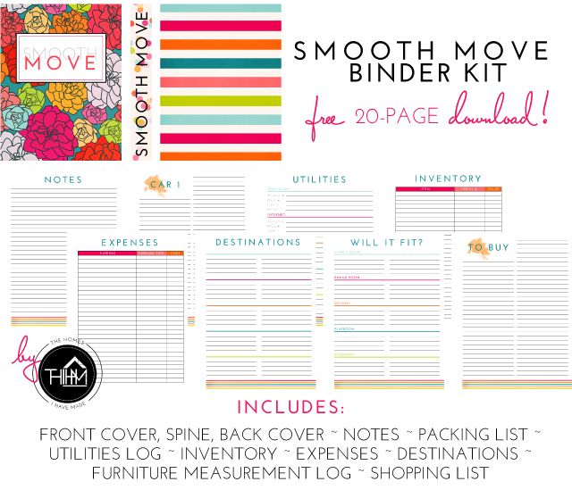 photo about Free Binder Printables known as Printable Comfortable Circulation Binder Package (with Excel Spreadsheet