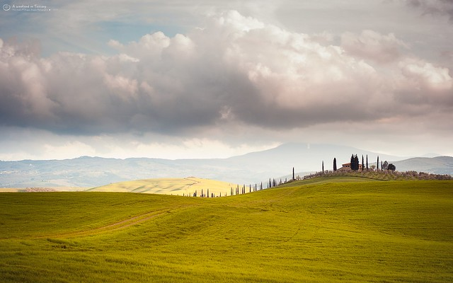 A weekend in Tuscany