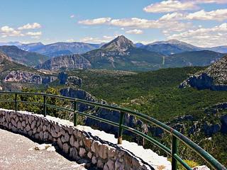Alpes-de-Haute-Provence, Gorges de Verdon, Verdon-Canyon,  12589