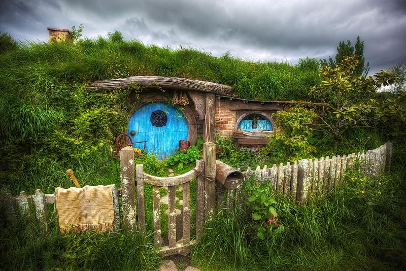 drehorte Hobbit